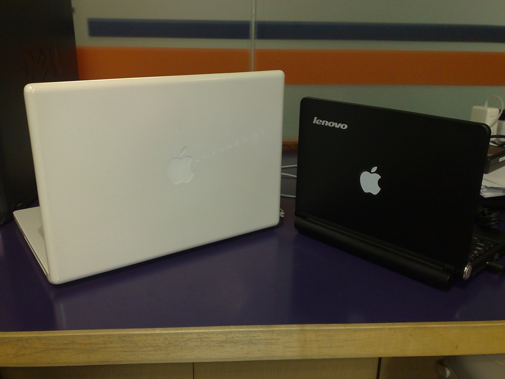 Hackintosh on the Lenovo IdeaPad S10 – Zit Seng's Blog