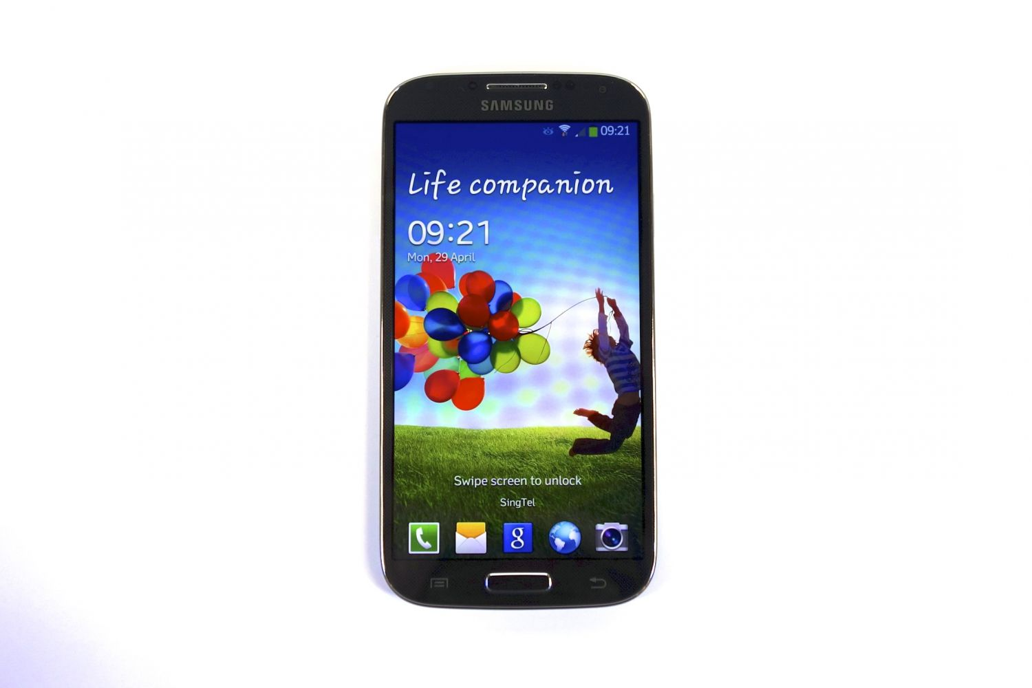 Two Weeks with Samsung Galaxy S4