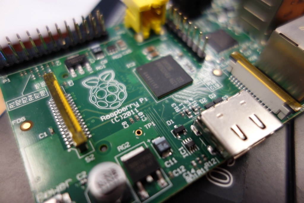 Learning About The Raspberry Pi