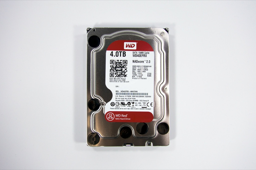 Western Digital Red Drives
