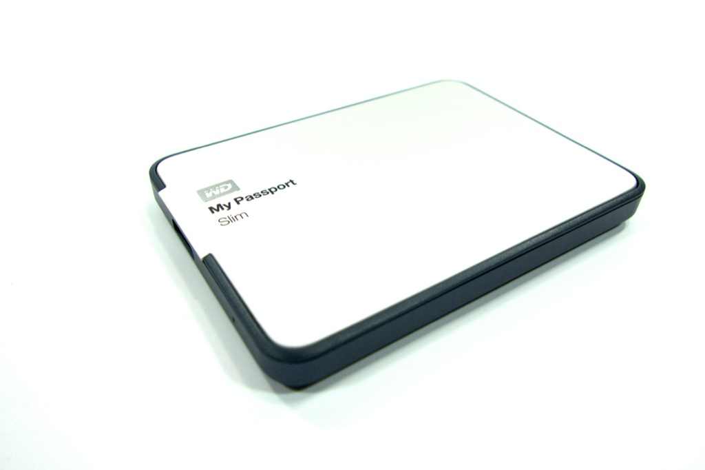 Western Digital My Passport Slim Review