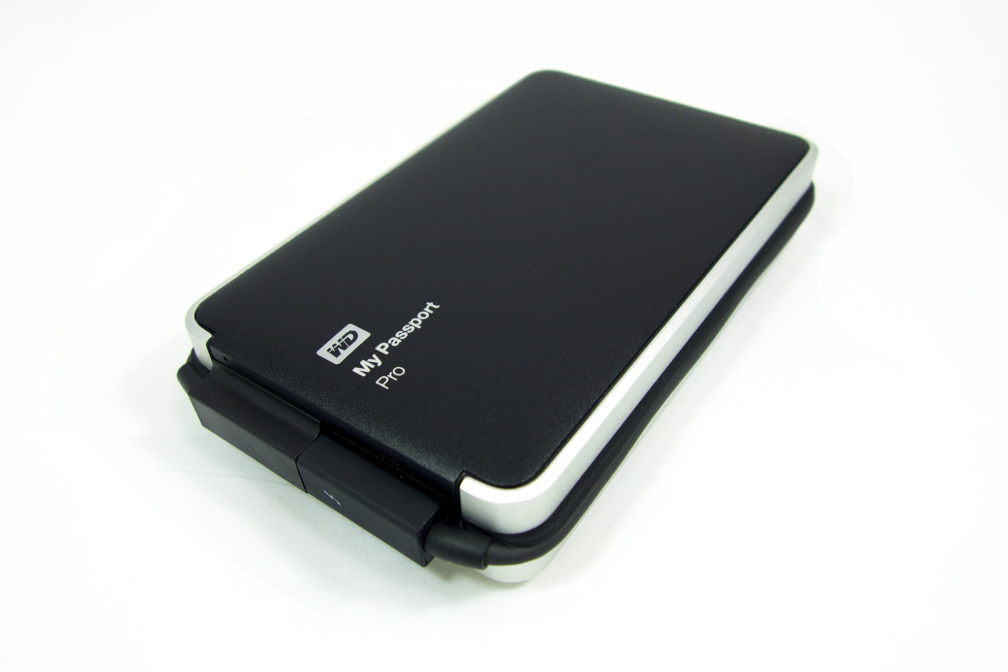 Western Digital My Passport Pro Review