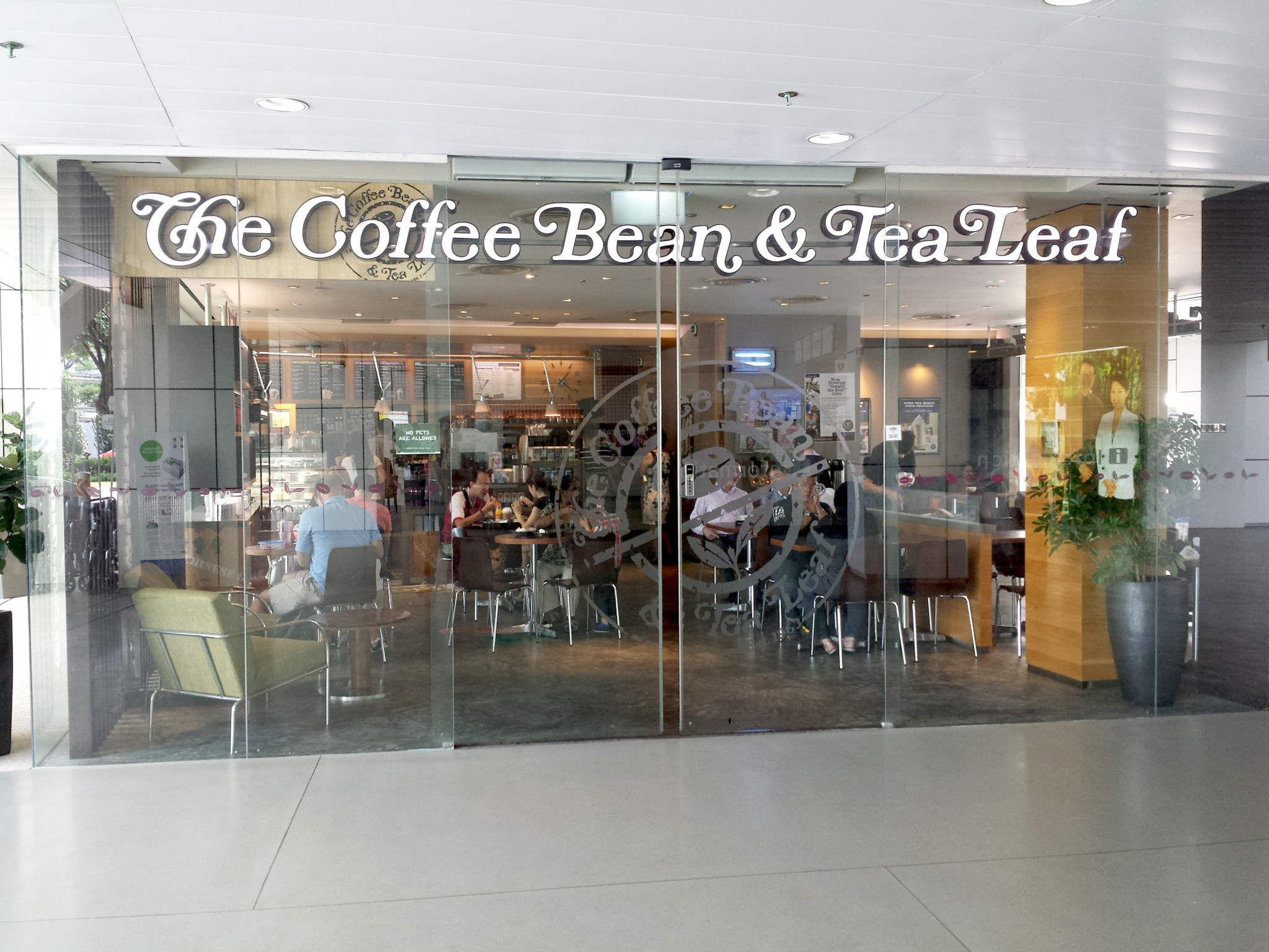 The Coffee Bean Mobile App