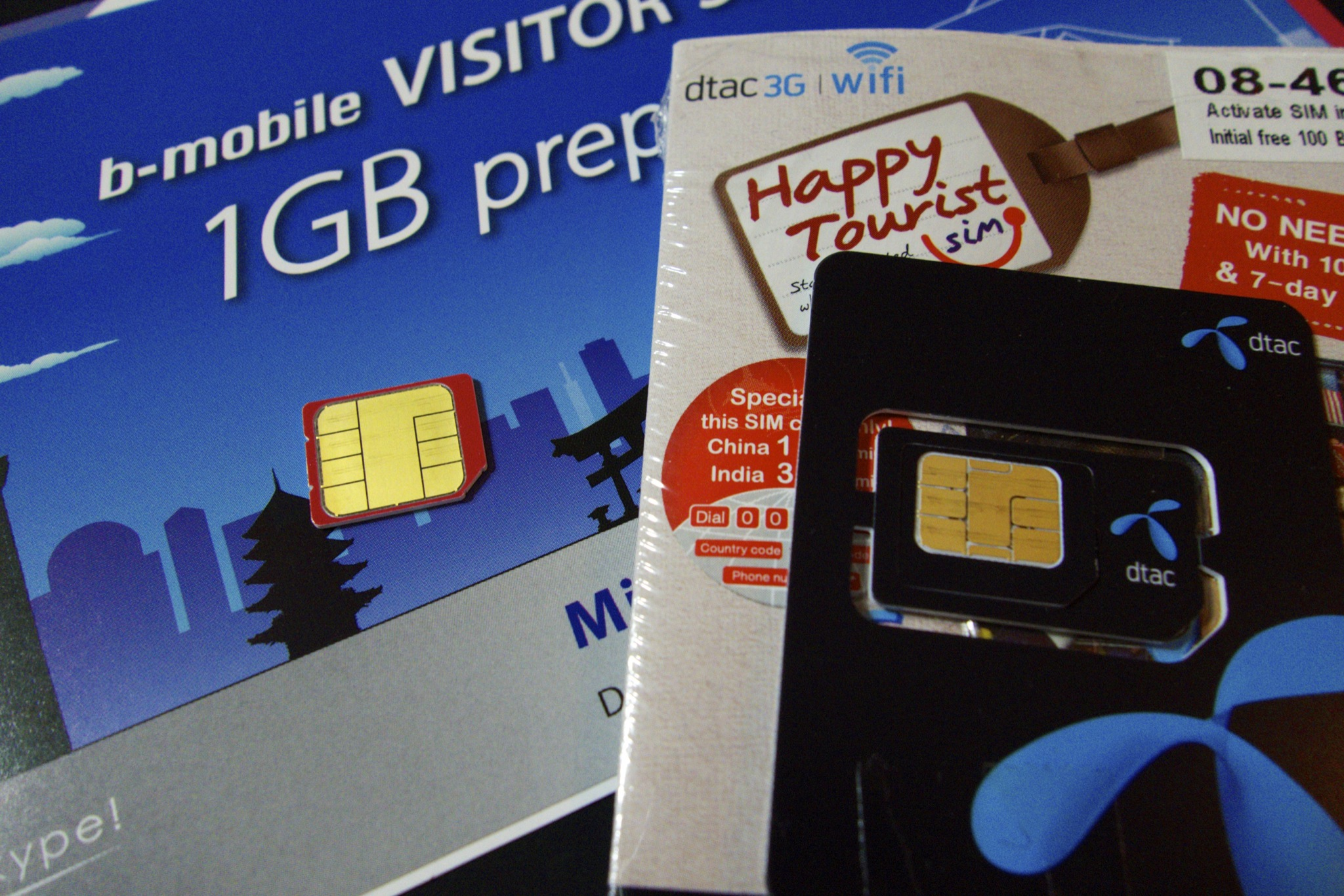 Travel With Prepaid Local SIM Better