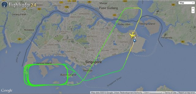 Timing For Singapore Airlines A380 SG50 NDP Flypast – Zit ...