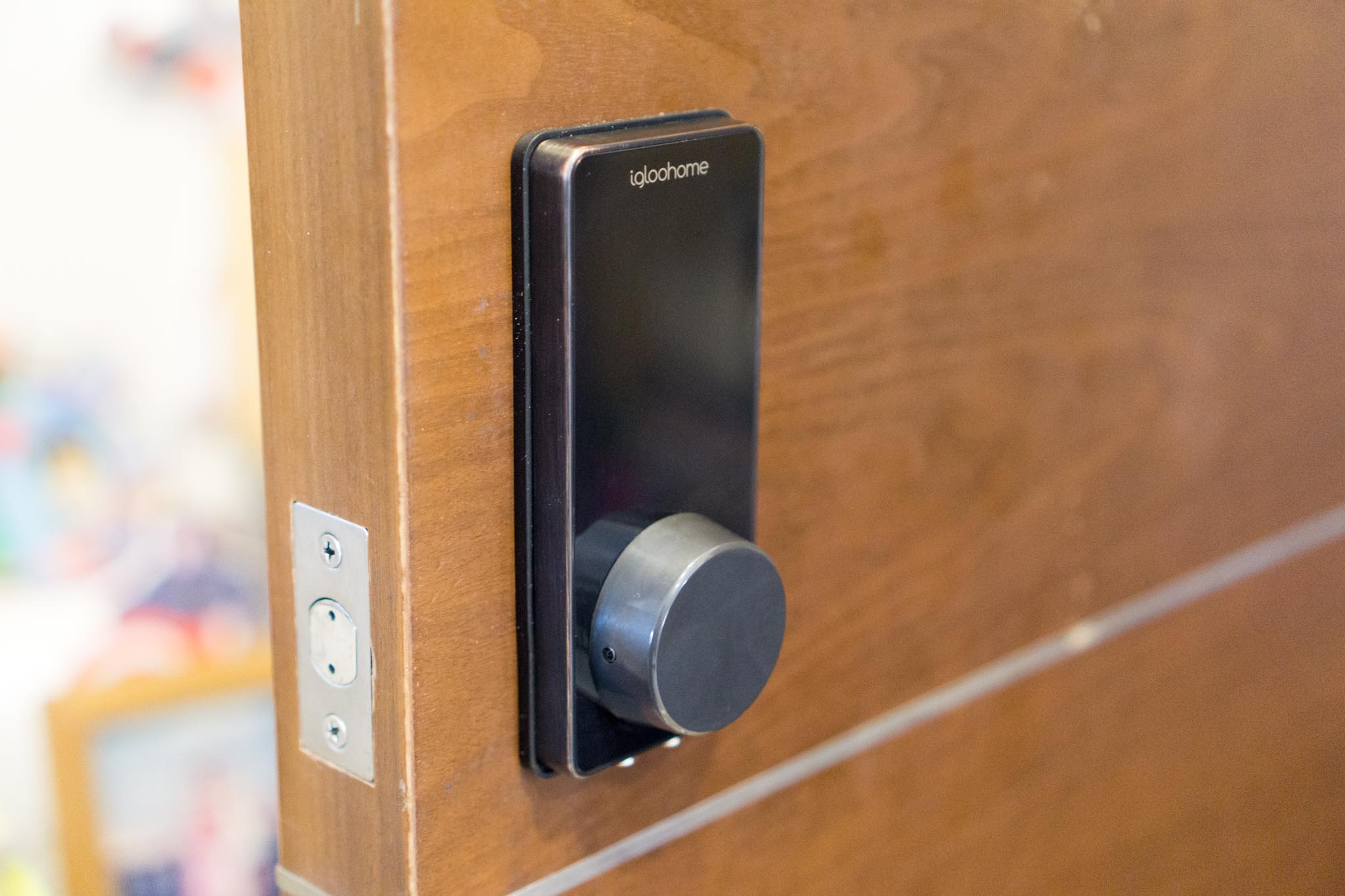 igloohome has an updated smart lock the new model igloohome smart deadbolt lock 02 launched earlier this year with a couple of important