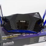 Aztech AIR-706P Mesh Router Review