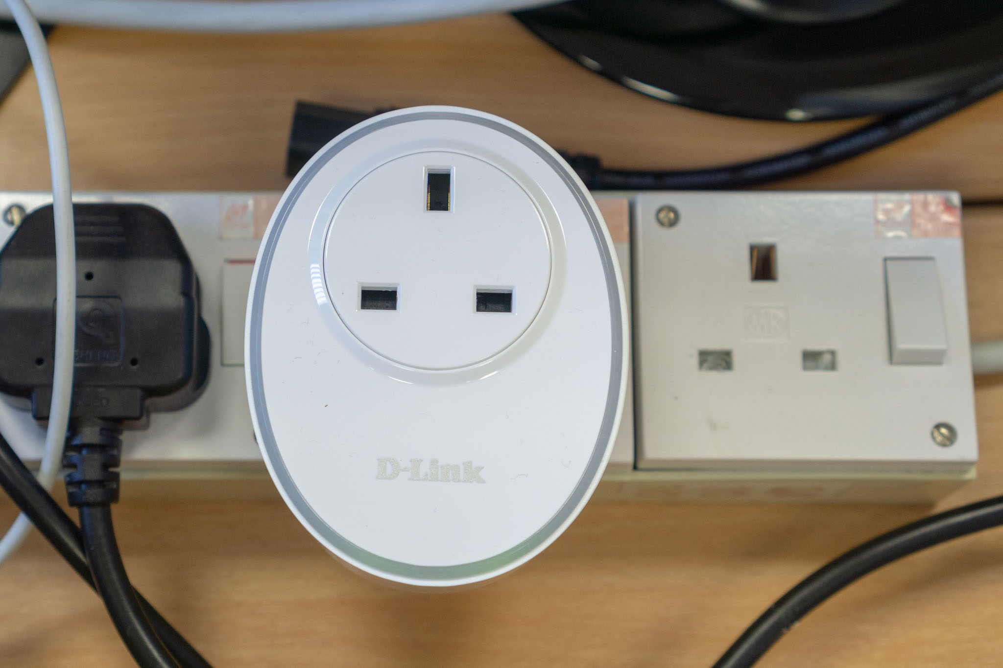 D Link Wi Fi Smart Plug Zit Sengs Blog Wiring Its Best That The Connected Appliance Is Dumb With A Conventional Switch Can Be Left In On Position So