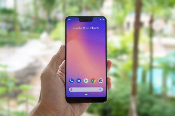 Hands-On Google Pixel 3 XL – Zit Seng's Blog