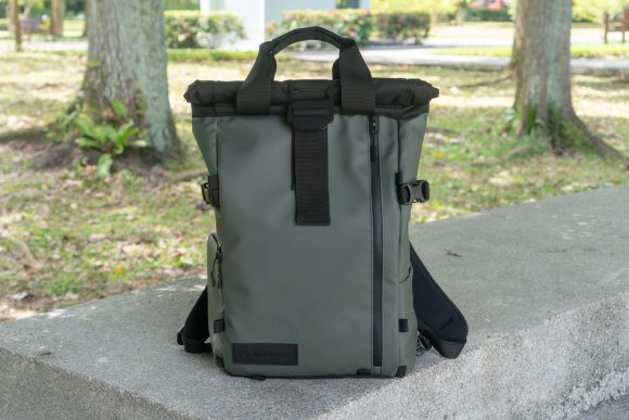 7e36d3252918 ... is WANDRD s second backpack. It was launched in 2016 as a crowdfunded  project on Kickstarter