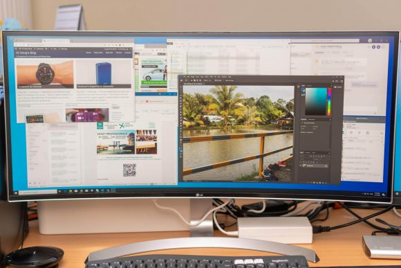 LG 34UC99 Curved Monitor Review – Zit Seng's Blog